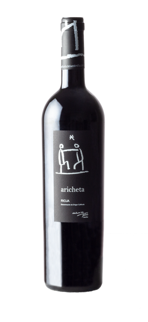 Botella aricheta